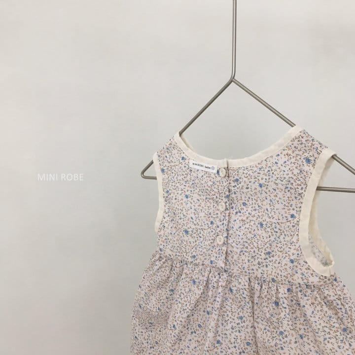MINI ROBE - Korean Children Fashion - #Kfashion4kids - Milk Blouse - 8