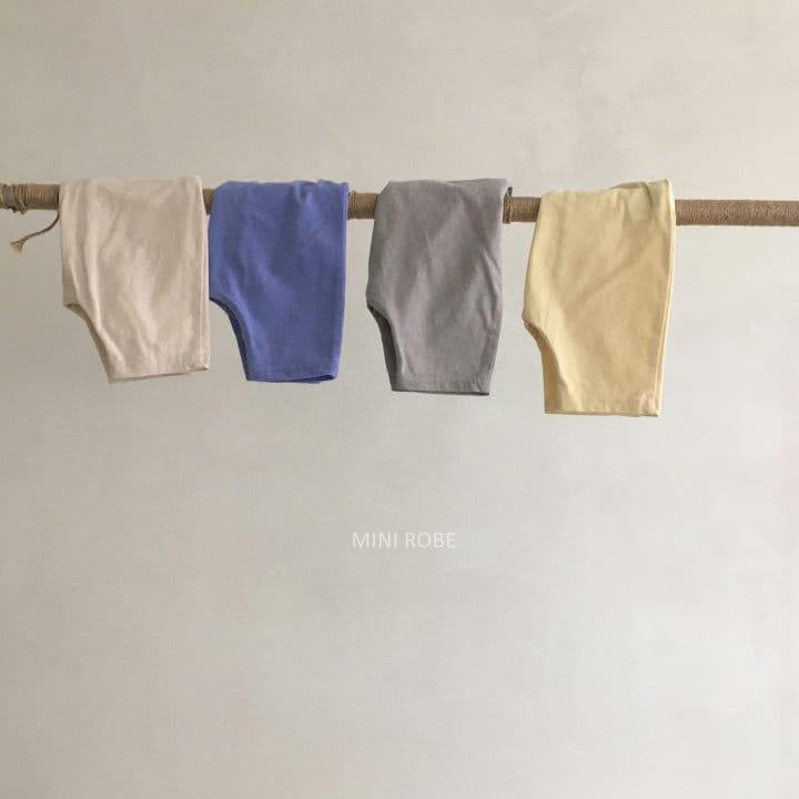 MINI ROBE - Korean Children Fashion - #Kfashion4kids - Robe Leggings - 11