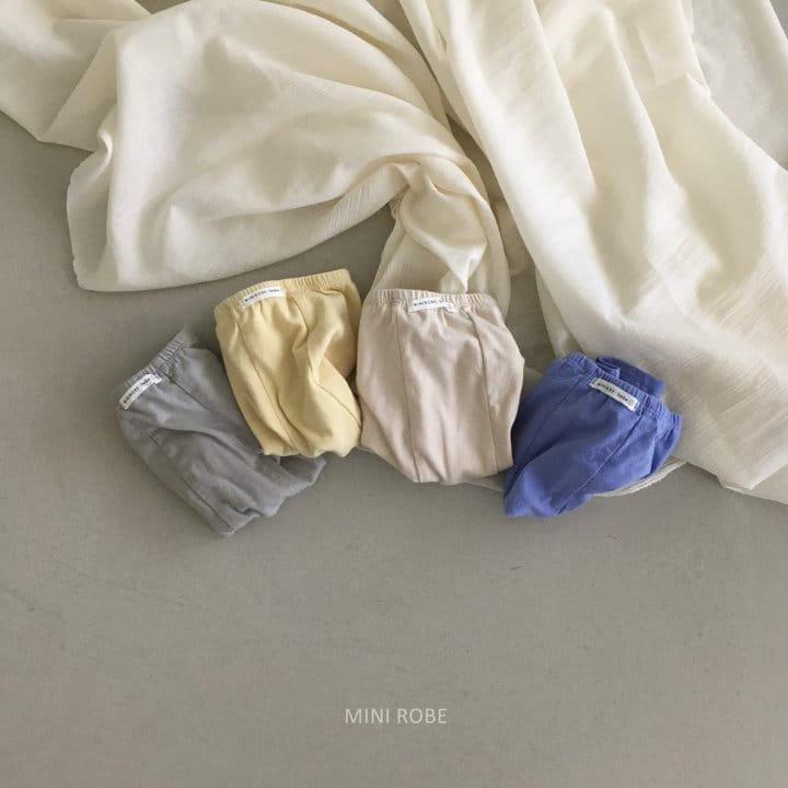MINI ROBE - Korean Children Fashion - #Kfashion4kids - Robe Leggings - 8