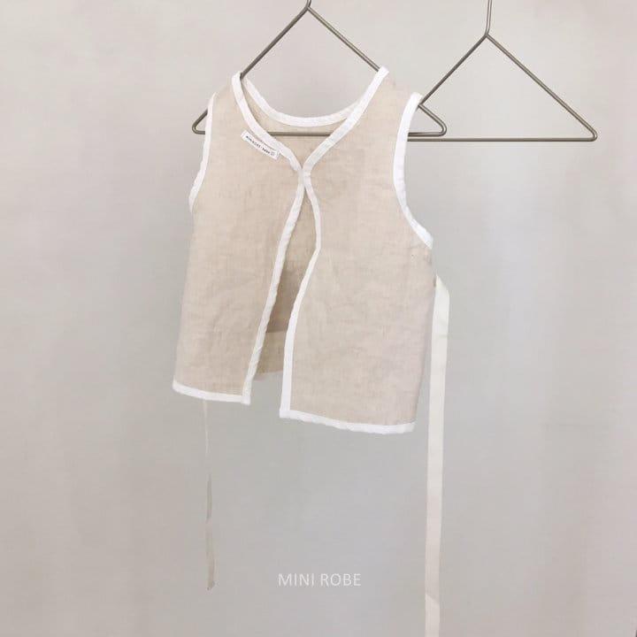 MINI ROBE - Korean Children Fashion - #Kfashion4kids - Play Robe - 4