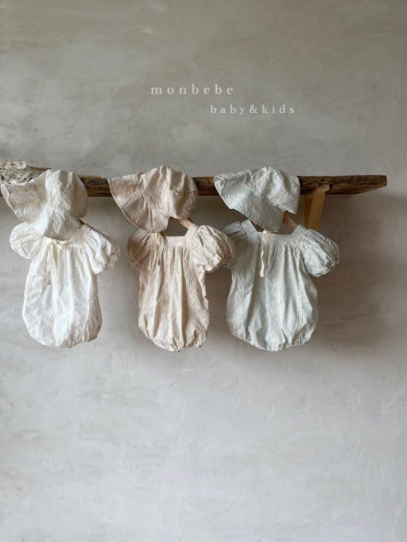 MONBEBE - Korean Children Fashion - #Kfashion4kids - Aroma Bodysuit - 10