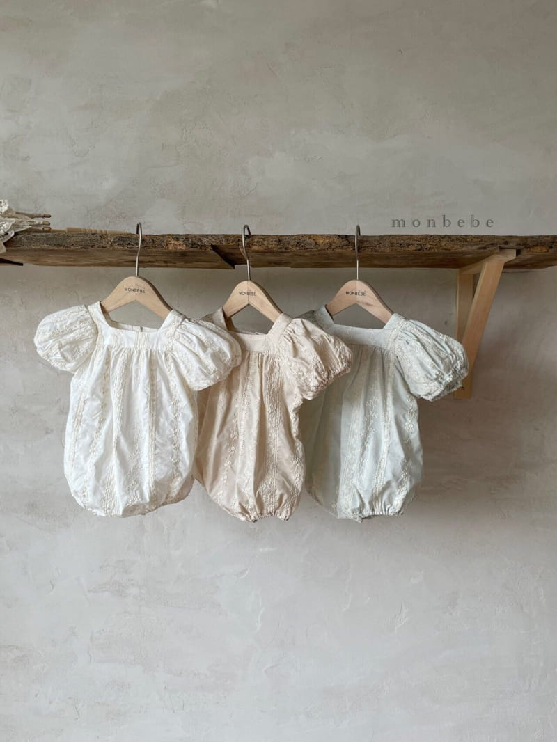 MONBEBE - Korean Children Fashion - #Kfashion4kids - Aroma Bodysuit - 2