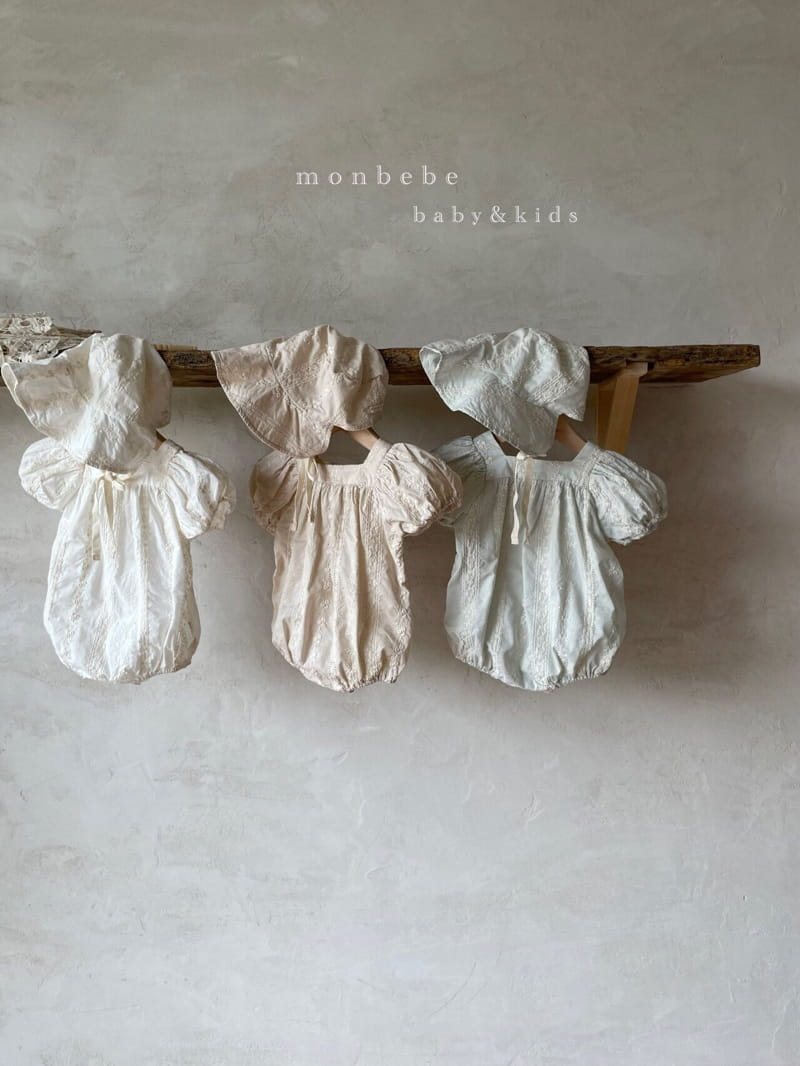 MONBEBE - Korean Children Fashion - #Kfashion4kids - Aroma Bodysuit - 3