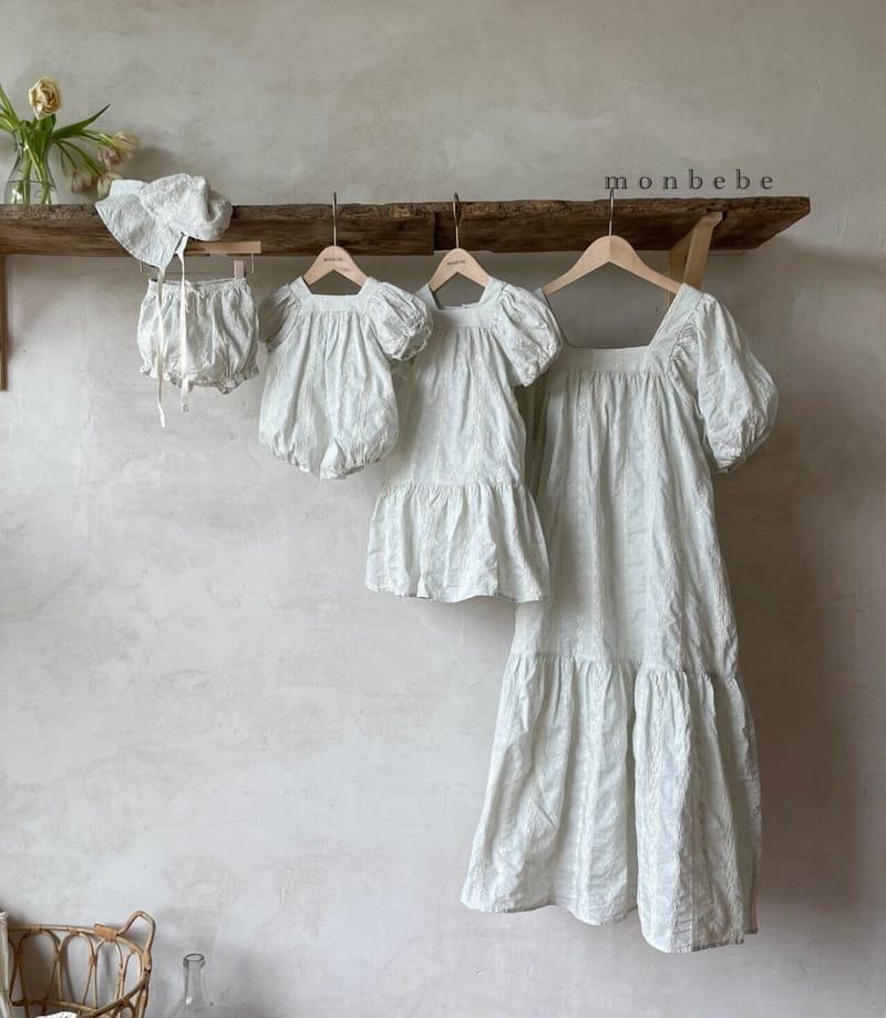 MONBEBE - Korean Children Fashion - #Kfashion4kids - Aroma Bodysuit - 6