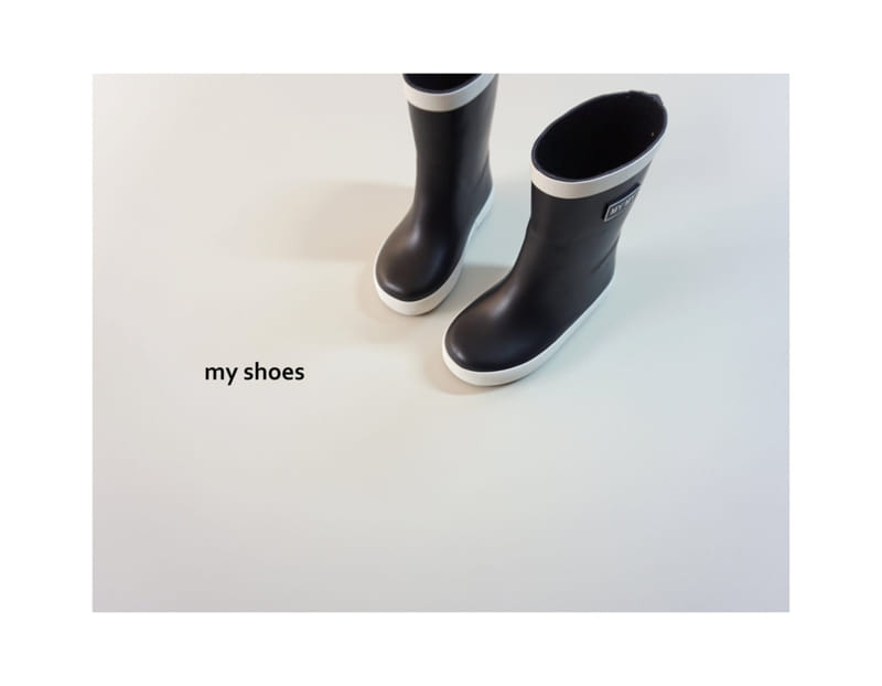 MY SOCKS - Korean Children Fashion - #Kfashion4kids - My Rain Boots