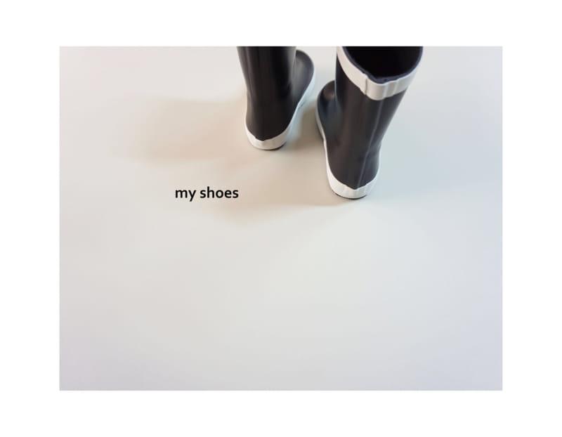 MY SOCKS - Korean Children Fashion - #Kfashion4kids - My Rain Boots - 2