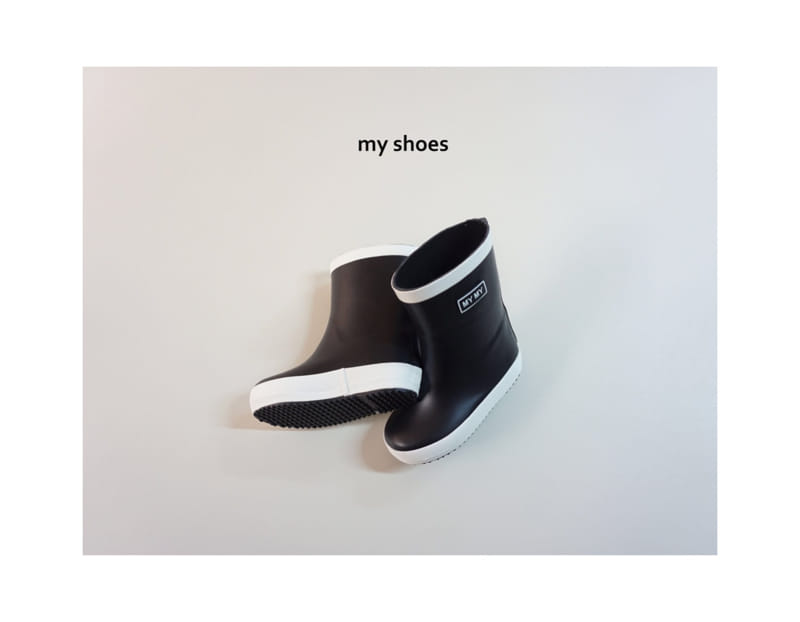 MY SOCKS - Korean Children Fashion - #Kfashion4kids - My Rain Boots - 3