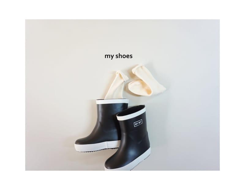 MY SOCKS - Korean Children Fashion - #Kfashion4kids - My Rain Boots - 4