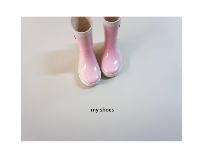MY SOCKS - Korean Children Fashion - #Kfashion4kids - My Rain Boots - 5