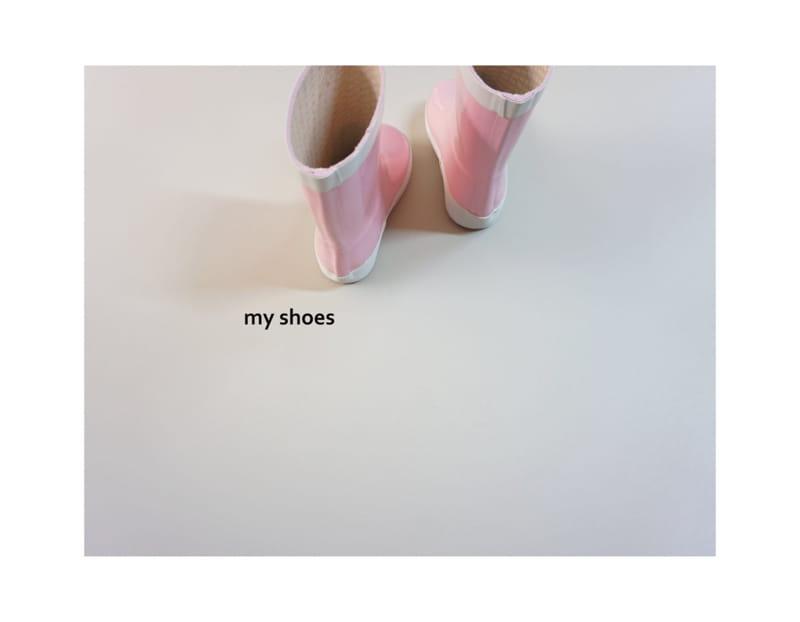 MY SOCKS - Korean Children Fashion - #Kfashion4kids - My Rain Boots - 6