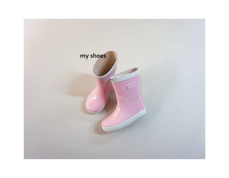 MY SOCKS - Korean Children Fashion - #Kfashion4kids - My Rain Boots - 7