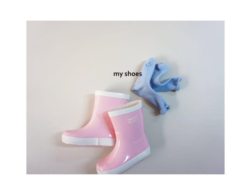 MY SOCKS - Korean Children Fashion - #Kfashion4kids - My Rain Boots - 8