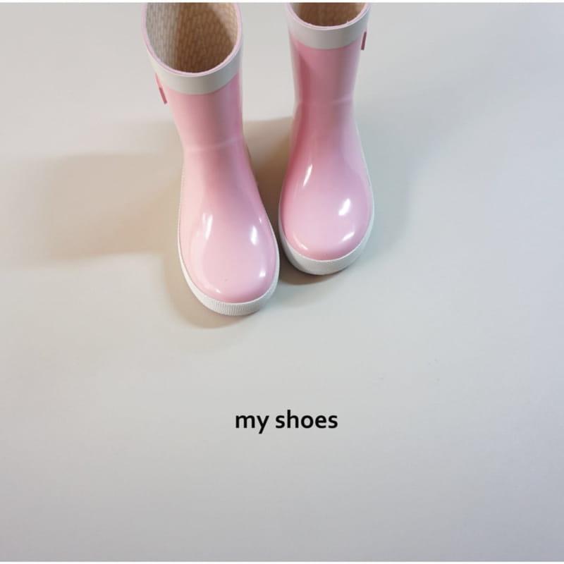 MY SOCKS - BRAND - Korean Children Fashion - #Kfashion4kids - My Rain Boots
