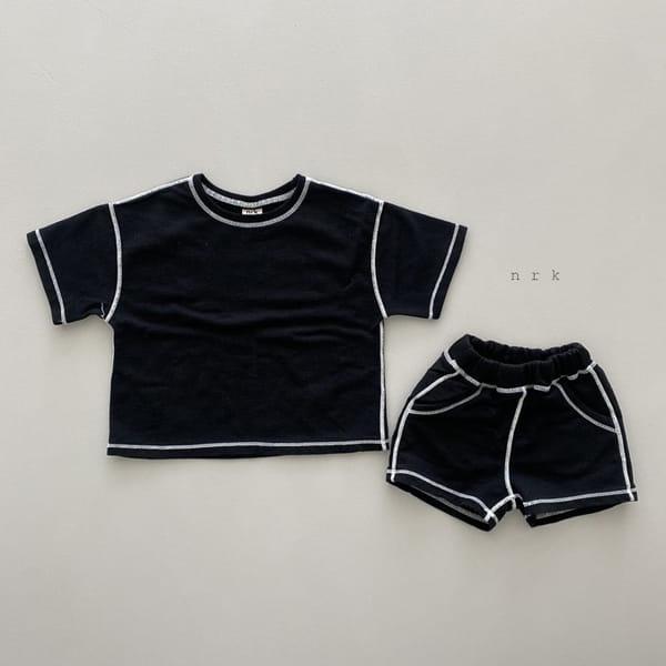 NRK - Korean Children Fashion - #Kfashion4kids - 88 Odd Top Bottom Set - 7