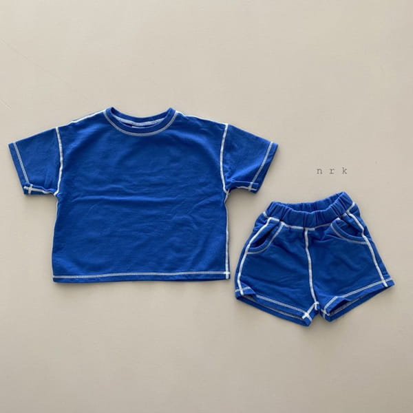 NRK - Korean Children Fashion - #Kfashion4kids - 88 Odd Top Bottom Set - 9