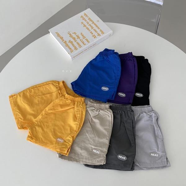 NRK - Korean Children Fashion - #Kfashion4kids - Toy Summer Shorts - 2