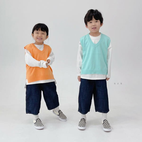 NRK - Korean Children Fashion - #Kfashion4kids - Morning Pants - 3