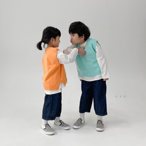 NRK - Korean Children Fashion - #Kfashion4kids - Morning Pants - 7