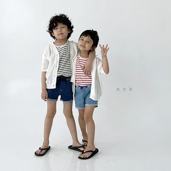 NRK - Korean Children Fashion - #Kfashion4kids - Daily Cotton Sleeveless - 4