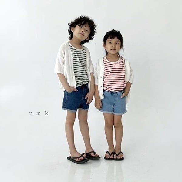 NRK - Korean Children Fashion - #Kfashion4kids - Daily Cotton Sleeveless - 6