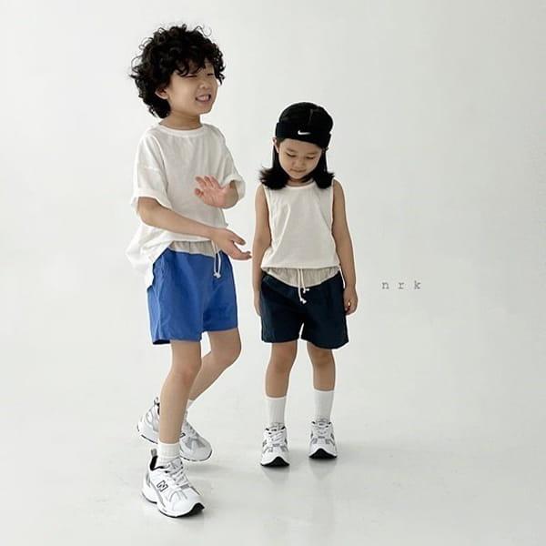 NRK - Korean Children Fashion - #Kfashion4kids - Daily Cotton Sleeveless - 7