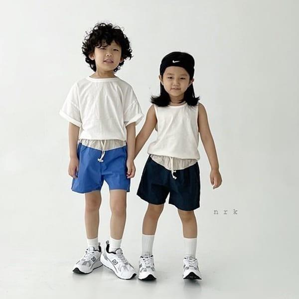 NRK - Korean Children Fashion - #Kfashion4kids - Daily Cotton Sleeveless - 8