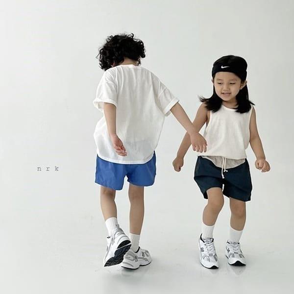 NRK - Korean Children Fashion - #Kfashion4kids - Daily Cotton Sleeveless - 9