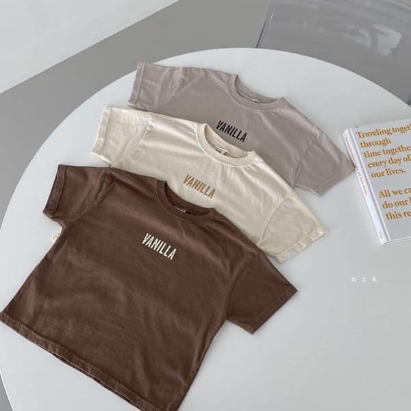 NRK - Korean Children Fashion - #Kfashion4kids - Vanilla Tee - 2