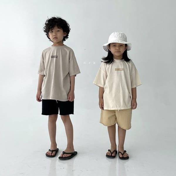 NRK - Korean Children Fashion - #Kfashion4kids - Vanilla Tee - 3