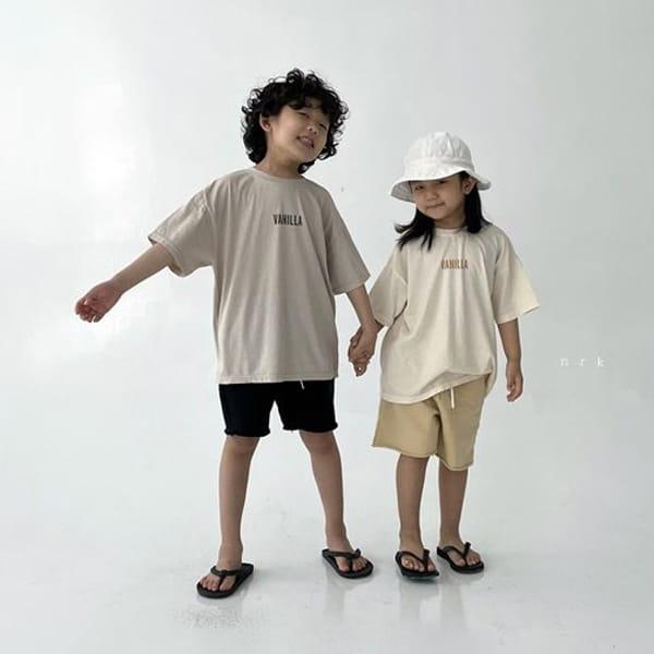 NRK - Korean Children Fashion - #Kfashion4kids - Vanilla Tee - 4