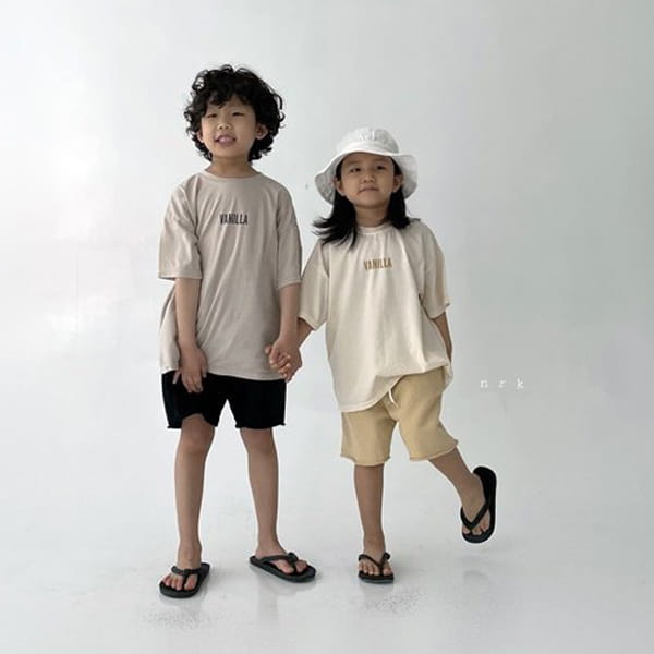 NRK - Korean Children Fashion - #Kfashion4kids - Vanilla Tee - 5