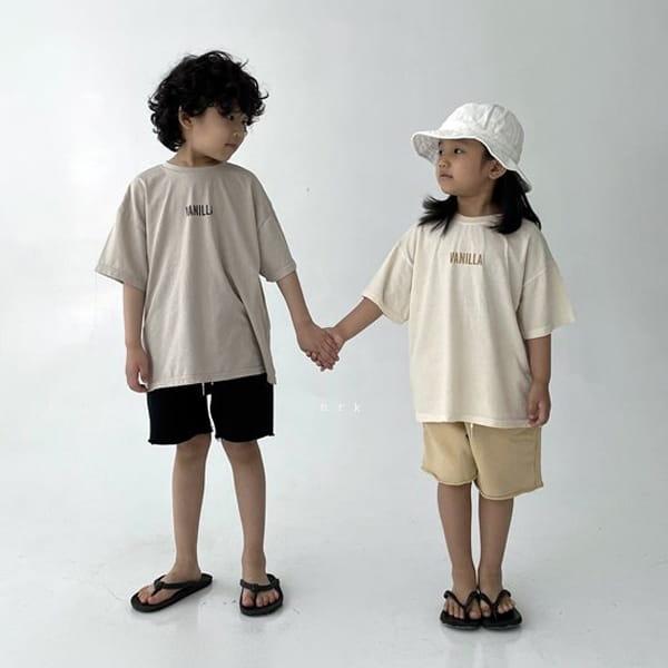 NRK - Korean Children Fashion - #Kfashion4kids - Vanilla Tee - 7