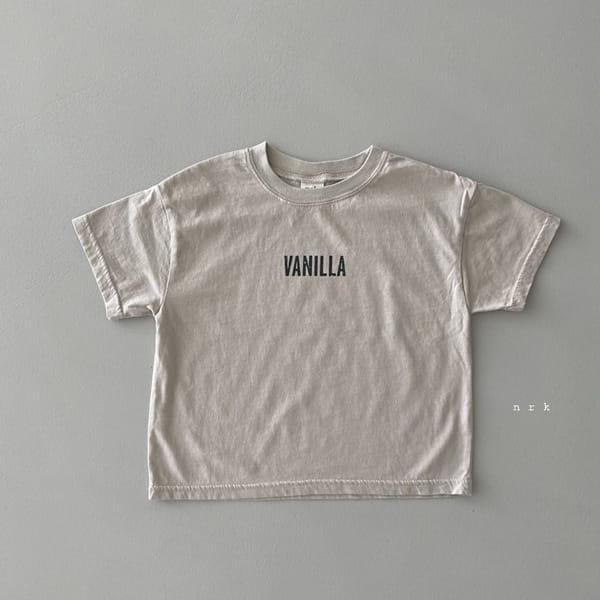NRK - Korean Children Fashion - #Kfashion4kids - Vanilla Tee - 8