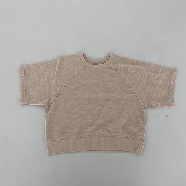NRK - Korean Children Fashion - #Kfashion4kids - Raglan Deggi Tee - 10