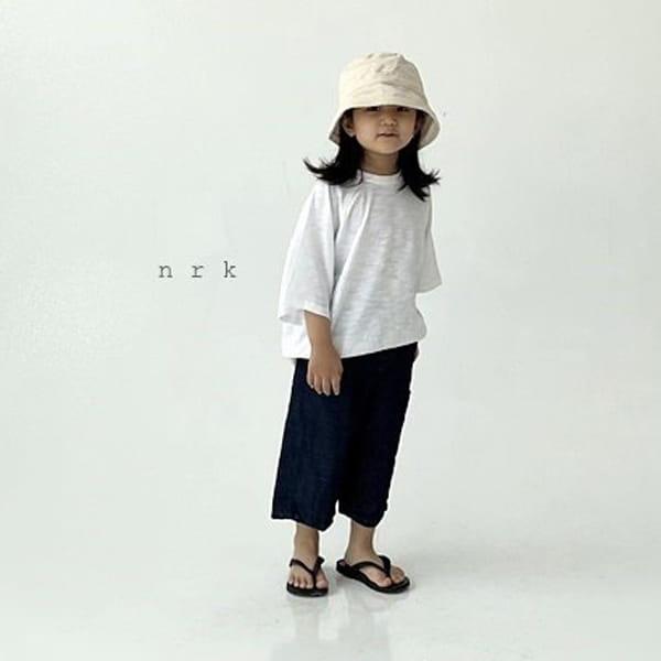 NRK - Korean Children Fashion - #Kfashion4kids - Raglan Deggi Tee - 12