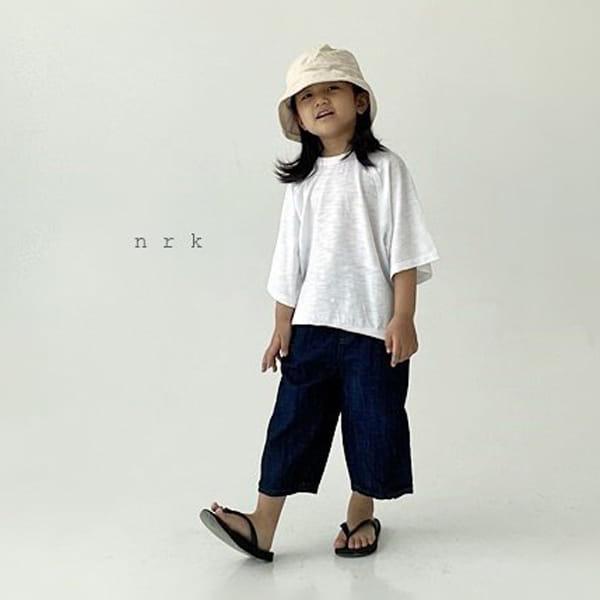 NRK - Korean Children Fashion - #Kfashion4kids - Raglan Deggi Tee - 3