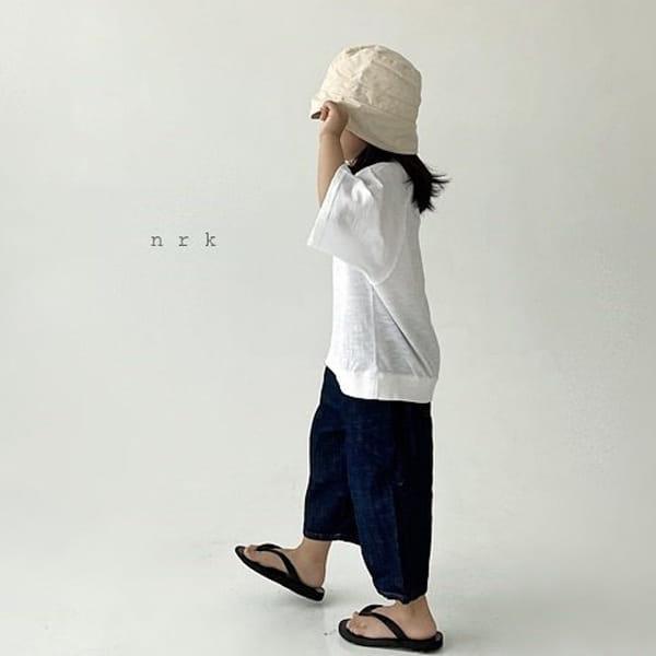 NRK - Korean Children Fashion - #Kfashion4kids - Raglan Deggi Tee - 4