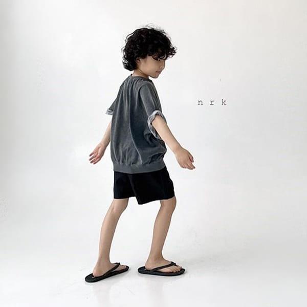 NRK - Korean Children Fashion - #Kfashion4kids - Raglan Deggi Tee - 5
