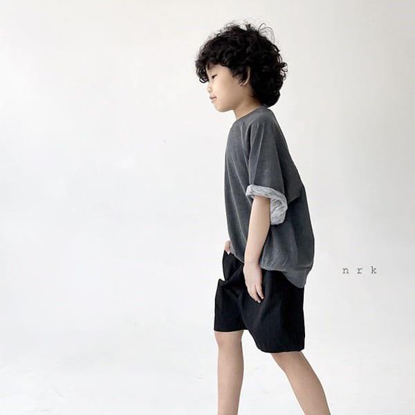 NRK - Korean Children Fashion - #Kfashion4kids - Raglan Deggi Tee - 6
