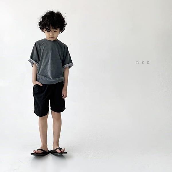 NRK - Korean Children Fashion - #Kfashion4kids - Raglan Deggi Tee - 7