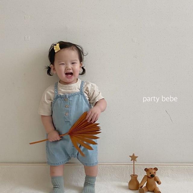 PARTY KIDS - BRAND - Korean Children Fashion - #Kfashion4kids - Cong Cong Overall