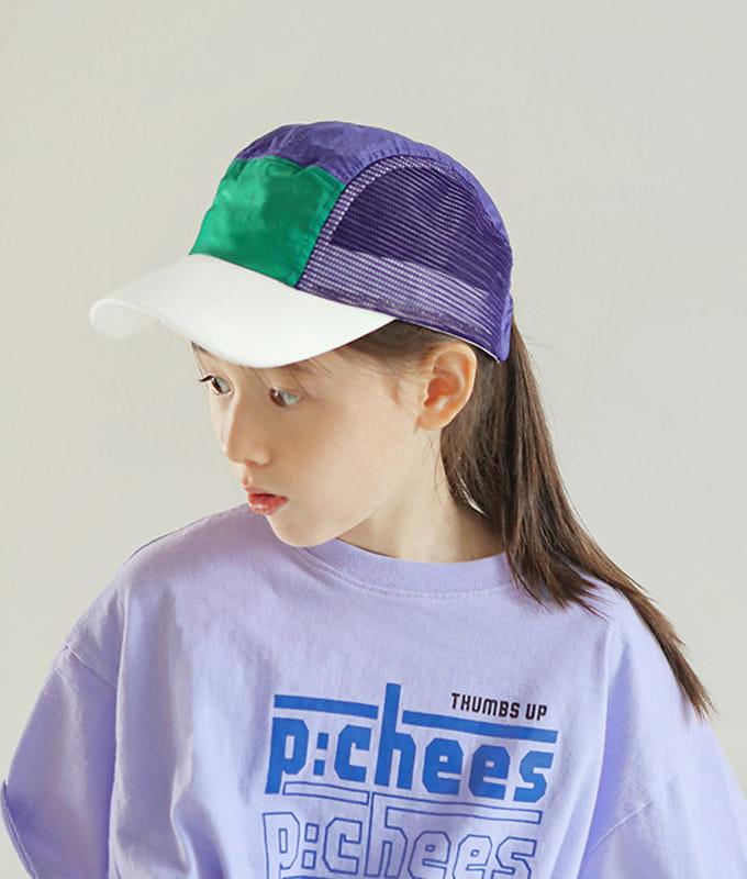 PEACH-CREAM - BRAND - Korean Children Fashion - #Kfashion4kids - Lodi Camp Cap