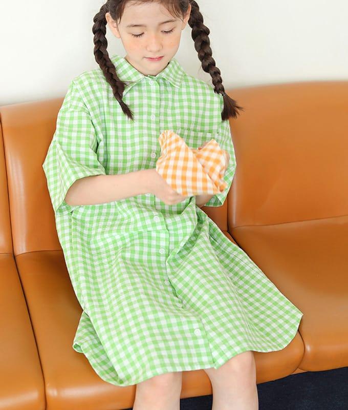 PEACH-CREAM - BRAND - Korean Children Fashion - #Kfashion4kids - Leszno One-piece