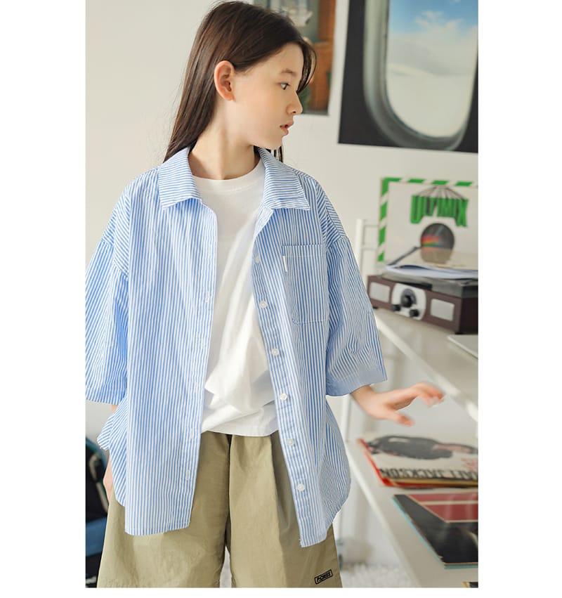 PEACH-CREAM - Korean Children Fashion - #Kfashion4kids - Grimma Shirt