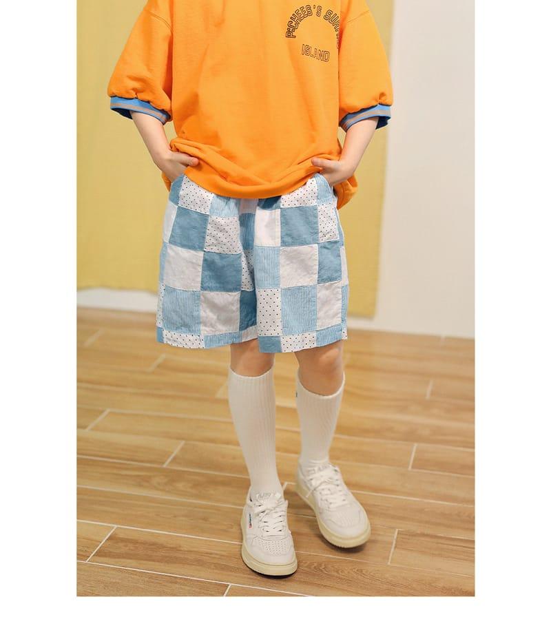 PEACH-CREAM - Korean Children Fashion - #Kfashion4kids - Porec Shorts