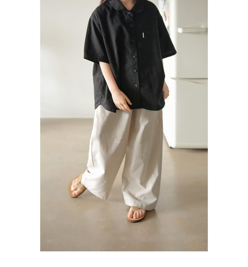 PEACH-CREAM - Korean Children Fashion - #Kfashion4kids - Taranto Pants