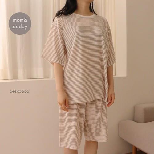 PEEKABOO - BRAND - Korean Children Fashion - #Kfashion4kids - Dad Peekalong Easywear