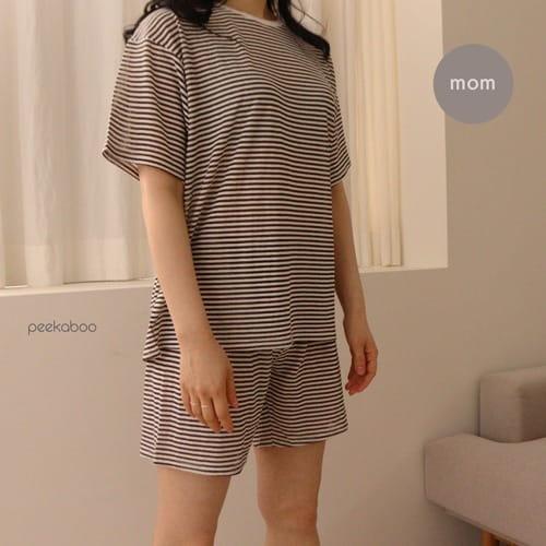 PEEKABOO - BRAND - Korean Children Fashion - #Kfashion4kids - Mom Peekalong Easywear