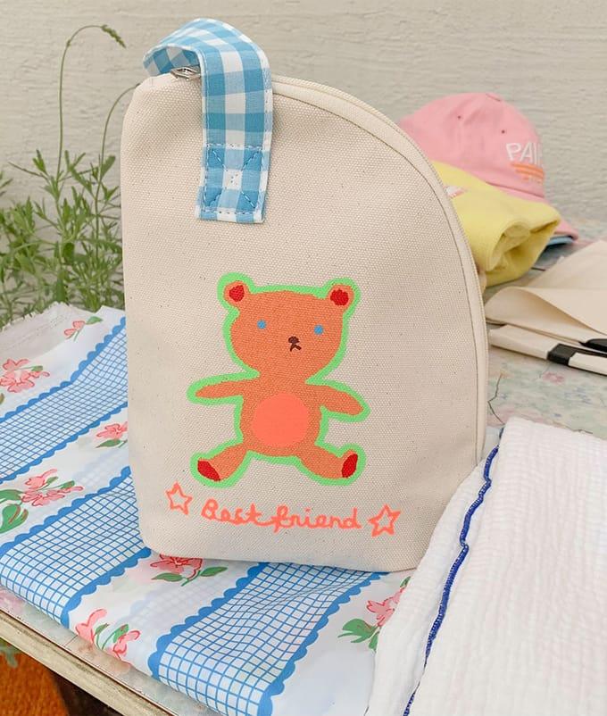 PINSON - BRAND - Korean Children Fashion - #Kfashion4kids - Berris Cold Bag
