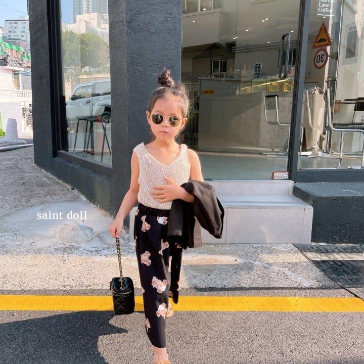 SAINT DOLL - Korean Children Fashion - #Kfashion4kids - Mom Bear Long Skirt - 11